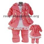 casacos infantil feminina