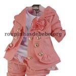 casacos infantil para menina