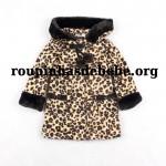 casaco infantil oncinha
