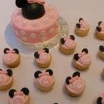 cockies festa da minnie rosa