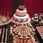 festa da minnie rosa 2