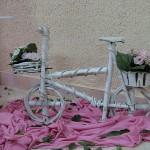 festa rosa e marrom infantil 1 aninho