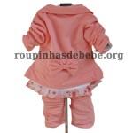 moda inverno infantil bebe