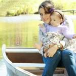 moda mae e filha bebe