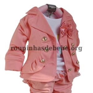 moda inverno infantil feminino