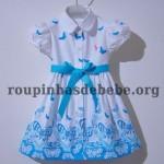 roupinhas infantis feminina azul