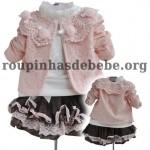 roupinhas infantis feminina casaquinho