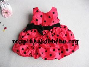 roupinhas infantis feminina vermelho
