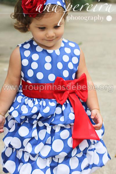 vestido infantil para festa galinha pintadinha