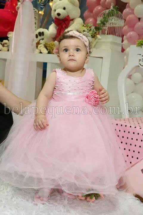 vestido bailarina bebe