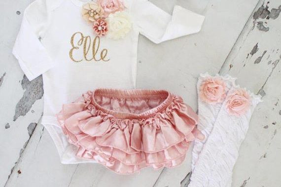 Moda bebê menina