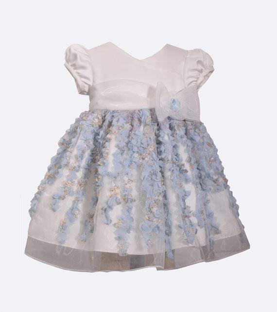 Vestido de bebe para festa