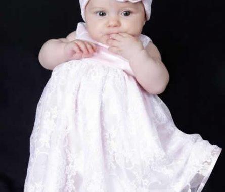 Vestidos mais lindos para bebê