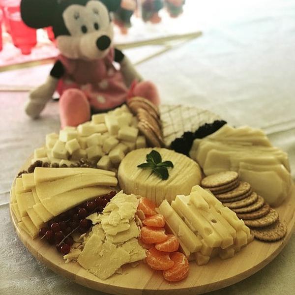 O que servir em festa infantil de 1 ano