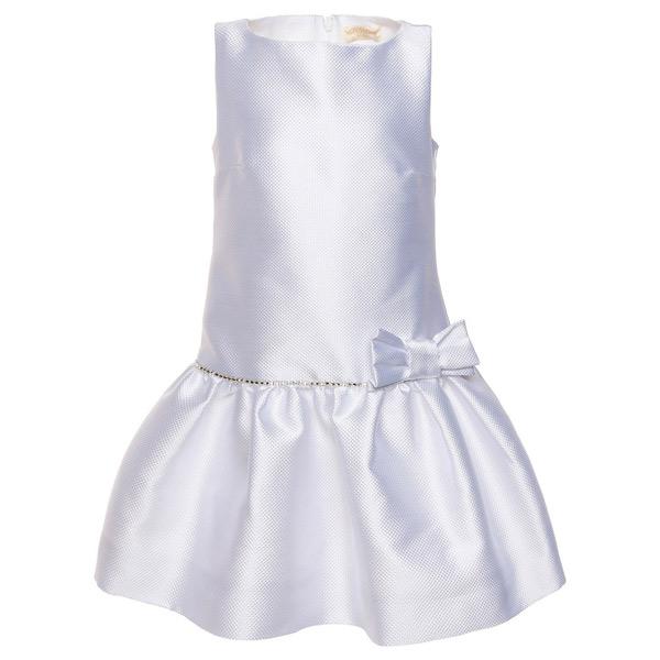 Modelo de vestido de festa para criança