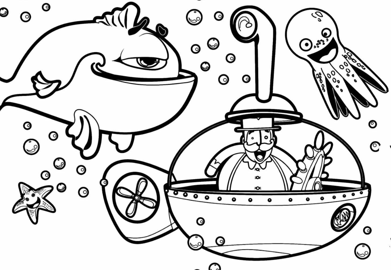 Bita no submarino