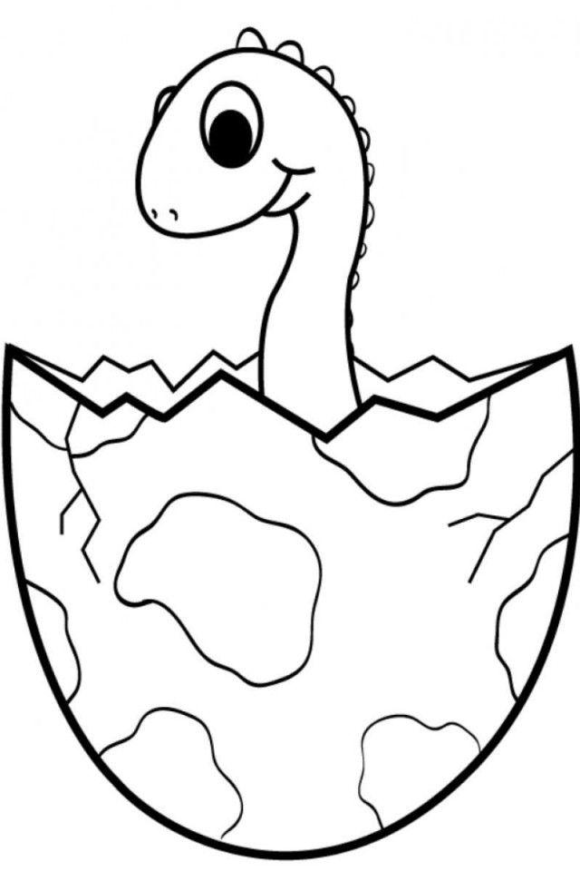 Dinossauro no ovo