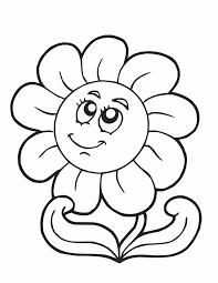 Florzinha para Colorir