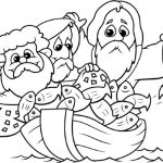 Jesus pescando com discípulos
