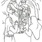 Jesus ressuscita Lazaro