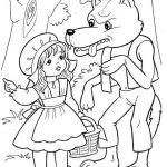 Lobo mau e chapeuzinho