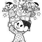 Mônica e seus amigos de pijama
