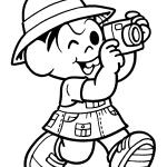 Mônica fotógrafa