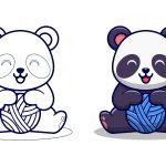 Panda-com-novelo-de-linha