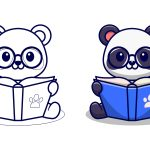 Panda-leitor