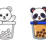 Panda-no-copo-de-chocolate