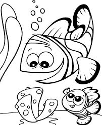 Peixinhos para pintar