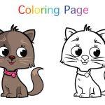 Pinte o gato