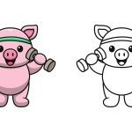 Porco-fitness