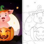 Porco-no-halloween