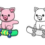 Porco-no-skate