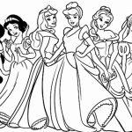 Princesas para pintar