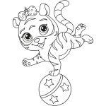 Tigre-artista-para-colorir