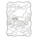 Tigre-na-natureza