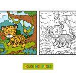 Tigre-para-colorir